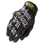 Medium Black Spandex/Synthetic Leather Original Gloves