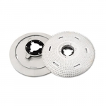 "20"" Round PRO-175 Series Poly-Bristle Pad Drivers"