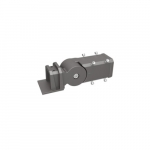 Slip Fitter Accessory for H Series Shoe Box Fixture