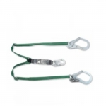 Workman Twin-Leg Shock-Absorbing Lanyard
