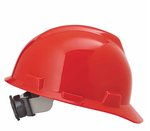 Red Standard Slotted V-Gard Protective Cap