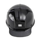Black Standard Comfo Cap Protective Headwear