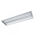 4-ft LED Linear High Bay Fixture w/10-ft Cord (120V), Single-End, 4-Lamp