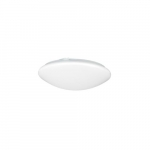 23W LED Flush Mount Ceiling Fixture, 100W Inc Retrofit, Dim, 2028 lm, 3000K