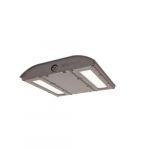 28W LED MPulse Canopy Area Light, 0-10V Dim, 150W MH Retrofit, 2459 lm, 4000K