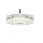 160W LED High Bay, No Lens, 0-10V Dimmable, 400W MH Retrofit, 24073 lm, 4000K