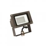 19.5W Small LED Flood Light w/ Narrow Beam, 250W QTZ/50W MH Retrofit, 2,324 lm, 5000K