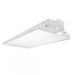 178W 2' LED Linear High Bay w/Motion and Plug, 0-10V Dimmable, 400W HID Retrofit, 5000K