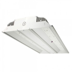 """100W 14"""" x 24"""" LED Linear High Bay Light, Dimmable, 5000K"""