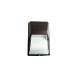 15W LED Wall Pack w/ Photocell, 70W MH Retrofit, 1920lm, 5000K