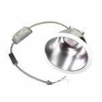 9-In 14W LED Commercial Downlight Retrofit, Dim, 26W PL Bulb Retrofit, 920 lm, 3000K