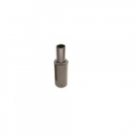 3-In Tenon Reducer w/ NPT Hardware for Flood and Area Light Fixtures, Bronze