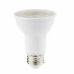 6W LED PAR20 Bulb, Flood, Dimmable, 3000K