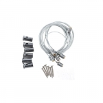 Cable Hanging Kit for 2x4 Edge Lit Flat Panel