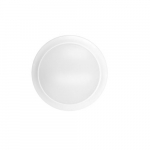 15W LED Disc Light w/Plug, 75W Inc. Retrofit, Dimmable, 1050 lm, 3000K