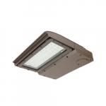 100W LED Area Light w/ 3-Pin, Type IV, 0-10V Dimming, 250W MH Retrofit, 11600 lm, 5000K