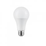 17W Omni-Directional LED A21 Bulb, 0-10V Dim, 125W Inc Retrofit, E26 Base, 2000 lm, 2700K