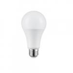 17W Omni-Directional LED A21 Bulb, 0-10V Dim,125W Inc Retrofit, E26 Base, 2000 lm, 3000K