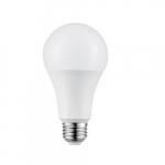21W LED A21 Omni-Directional Bulb, 150W Inc Retrofit, E26 Base, 2550 lm, 2700K