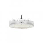 130W LED Round High Bay Pendant w/ Motion Sensor, Dim, 17897 lm, 5000K