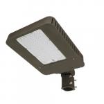 60W Area Light w/ Motion, Knuckle Mount, 0-10V Dim, 250W MH Retrofit, 7950lm, 4000K