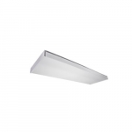 4-ft 62W LED Wide Body Utility Wrap Light, 0-10V Dimmable, 8800 lm, 120V-277V, 4000K