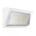 40W LED Wall Pack, 175W MH Retrofit, 0-10V Dim, 5540 lm, 5000K, White