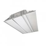 158W LED Linear High Bay w/10ft Plug, 0-10V Dimmable, 400W MH Retrofit, 20990 lm, 5000K