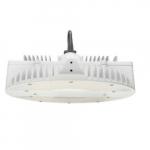 130W LED High Bay Pendant Fixture w/ Motion, 0-10V Dim, 250W Retrofit, 17495 lm, 4000K