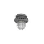 65W Hazard Rated LED High/Low Bay Light, 175W MH Retrofit, 8900 lm, 5000K, Grey