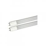 4-ft 10.5W LED T8 Tube Light, Plug & Play, G13, 1800 lm, 120V-277V, 4000K