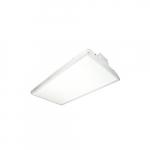 135W 2-ft LED Linear High Bay Fixture w/ Cord & Twist Lock Plug, Dim, 17024 lm, 5000K