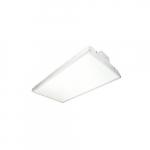 135W 2-ft LED Linear High Bay Fixture, 400W T5HO, Dim, 480V, 17024 lm, 5000K