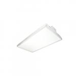 178W 2-ft LED Linear High Bay w/ Battery Backup, 2400W FL Retrofit, Dim, 5000K