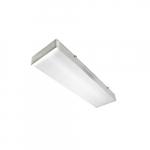 4-ft 25W LED Utility Wrap w/ Battery Backup, Remote & Sensor, 0-10V Dimmable, 5000K
