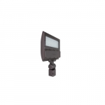 100W LED Flood Light w/ Slipfitter & 3-Pin, 250W MH Retrofit, Dim, 12683 lm, 5000K
