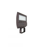130W LED Flood Light w/ Trunnion Mount, 400W MH Retrofit, Dim, 15034 lm, 5000K