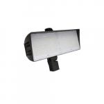 200W LED XLarge Flood Light w/ Slipfitter & Daylight Sensor, Dim, 29500 lm, 480V, 5000K