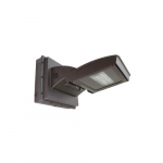 55W LED Area Light w/ Battery & Photocell, 250W MH Retrofit, Dim, Type III, 5000K