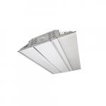 90W 2-ft LED Linear High Bay Fixture with Cord & Plug/Sensor, Dim, 5000K