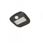 55W LED Shoebox Area Light w/ Motion, Type V, 0-10V Dim, 150W MH Retrofit, 6090 lm, 5000K