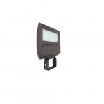 100W LED Flood Light w/ Trunnion Mount & Sensor, 250W MH Retrofit, Dim, 12683 lm, 3000K