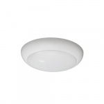 "5""/6"" 11W LED Downlight, 75W Inc. Retrofit, Dim, 1000 lm, Selectable CCT, White"