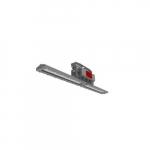 4-ft 80W Hazard Rated LED Utility Light w/ Backup, 250W MH Retrofit, Wide, 10057 lm