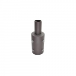 "Tenon Reducer for LED Flood and Area Lights, 4"" to 2-3/8"", Bronze"