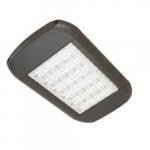 160W LED Shoebox Area Light, Type III, 0-10V Dim, 400W MH Retrofit, 20000 lm, 5000K