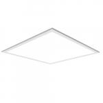 30W 2x2 LED Flat Panel, Backlit, 3392 lm, 120V-277V, 4000K