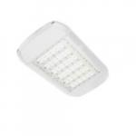 160W LED Shoebox Area Light, Type IV, 0-10V Dim, 400W MH Retrofit, 18210lm, 5000K, White