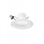 4-in 10W LED Residential Retrofit Downlights, 650 lm, 120V-277V
