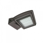 95W LED Wall Light, 400W MH Retrofit, Type IV, Dim, 11550 lm, 120V-277V, 4000K